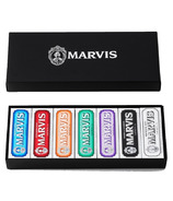 Marvis 7 Flavors Toothpaste Gift Set Black Box