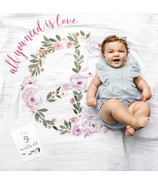 Lulujo Baby's 1st Year All You Need Is Love