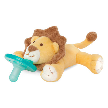WubbaNub Baby Lion Plush Pacifier