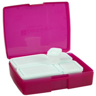 Bentology Bento Box Set Raspberry Blue