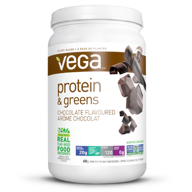 Vega Protein & Greens Chocolate Flavoured
