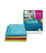 e-cloth Home Cleaning Starter Pack