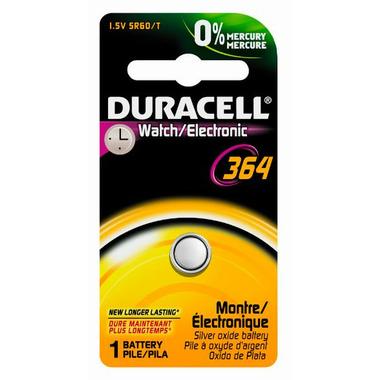 Duracell 364 1.5V Watch Battery