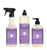 Mrs. Meyer's Clean Day Lilac Bundle