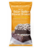 The Better Brownie Chocolate Coconut