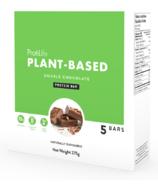 ProtiLife Plant-Based Double Chocolate Bar Protein Bar Case