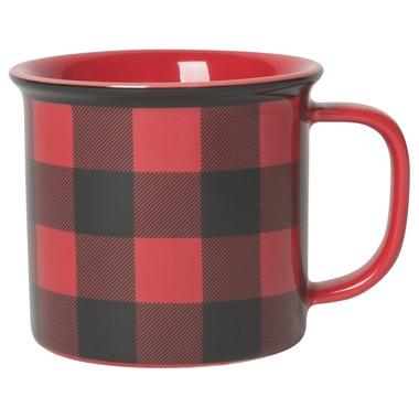 Now Designs Heritage Mug Buffalo Check
