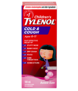 Tylenol Children's Cold & Cough Suspension Liquid