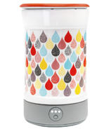 Happy Wax Signature Warmer Teardrop Print