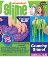 Cra-Z-Art Nickleodeon Slime Crunchy Medium Kit