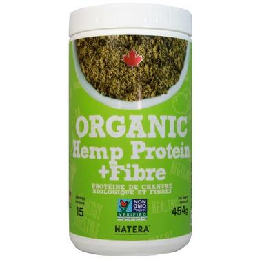 Natera Organic Hemp Protein And Fibre