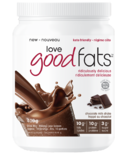 Suzie's good fats Chocolate Shake