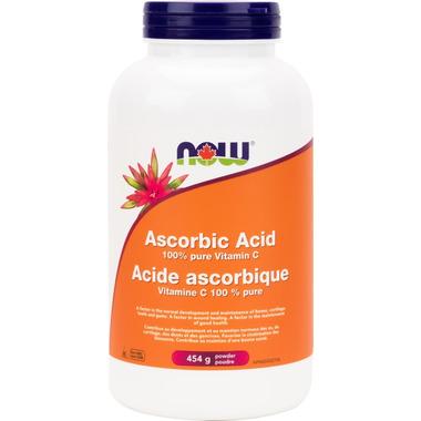 NOW Foods Ascorbic Acid Powder