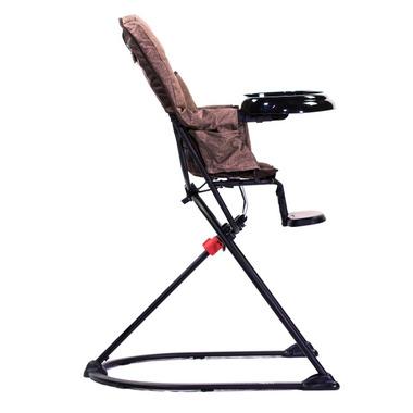 Guzzie & Guss Tiblit High-Chair With Microfiber Chocolate