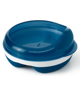 OXO Tot Feeding Dish with Removable Ring Navy