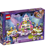 LEGO Friends Baking Competition Building Kit