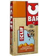 Clif Bar Crunchy Peanut Butter Energy Bars
