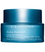 Crème soyeuse Hydra-Essentiel de Clarins