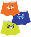 ZOOCCHINI Organic Boys Boxer Briefs Enhanted Forest