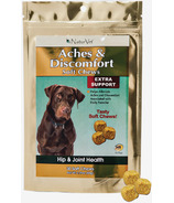 Naturvet Aches & Discomfort Soft Chews
