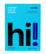 hi! Human Improvement Vanilla Protein Powder Pack