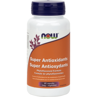 NOW Foods Super Antioxidants Veg Capsules