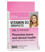 Smart Solutions Lorna Vanderhaeghe Vitamin D3 Droplets