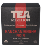 Tea Rebellion Kanchanjangha Noir Black Tea