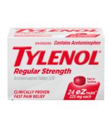 Tylenol capsules FaciliT régulier