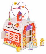 Melissa & Doug Farm Activity Barn