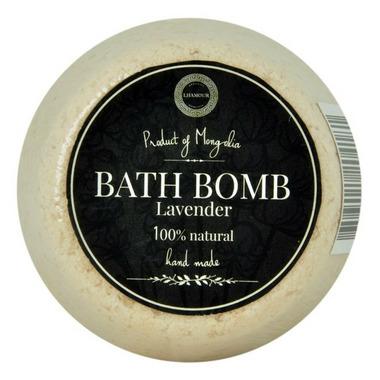 Lhamour Bath Bomb Mongolian Jamts Salt