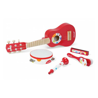 Janod Musical Set with Guitar