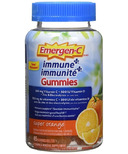 Emergen-C Immune Plus Gummies Super Orange