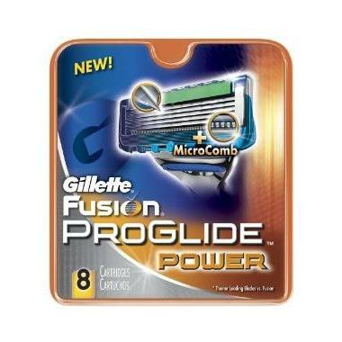 Gillette Fusion ProGlide Power Blades