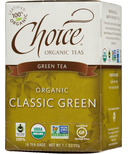 Choice Organic Teas Classic Green Tea