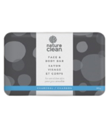 Nature Clean Face & Body Bar Charcoal Detox