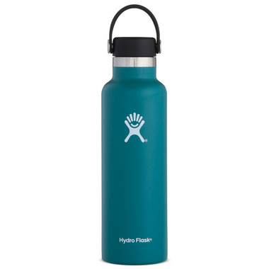 Hydro Flask Standard Mouth With Flex Cap Jade