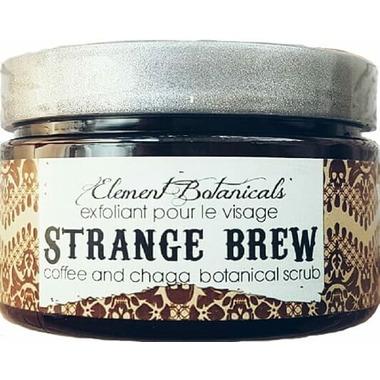 Element Botanicals Strange Brew Superfood Scrub