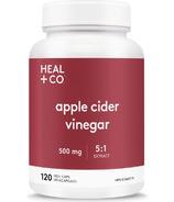 HEAL + CO. Apple Cider Vinegar