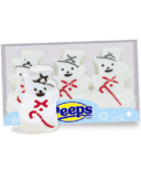 Peeps Holiday Snowmen