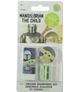 greenre Eco-Baby Yoda Eraser Set