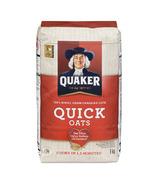 Quaker, l'avoine rapide