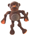Hugglehounds Knotties Large Chimp Dog Toy