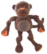 Hugglehounds Knotties Large Chimp Dog Toy