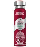 Old Spice Sweat Defense Pure Sport Plus Dry Spray Antiperspirant/Déodorant