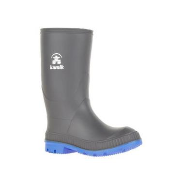 Kamik Stomp Rain Boot Charcoal Blue