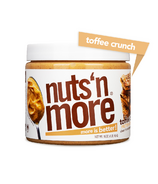 Nuts n More Toffee Crunch High Protein Peanut Spread
