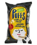 Gogo Quinoa Vegan White Cheddar Puffs