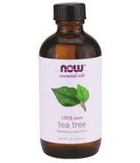 NOW Essential Oils 100% Pure Tea Tree Oil