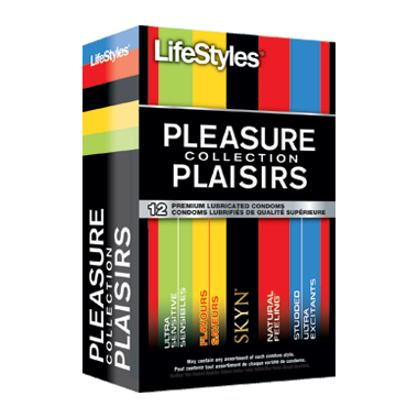 LifeStyles Pleasure Collection